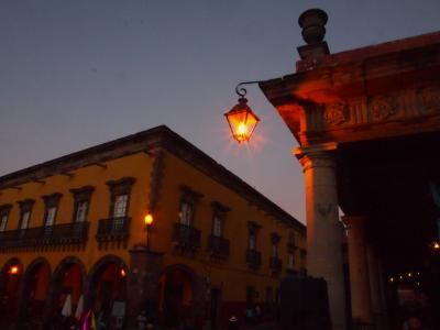 魅惑の国メキシコ一人旅(8)今回の旅の中で、一番再訪したい街♪ サンミゲル・デ・アジェンデ前編