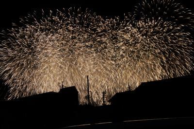 ラ・ルーナピエーナで長良川花火大会特別ディナーを【5歳児と夏旅①】