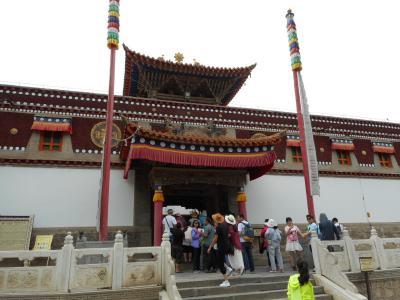 シルクロード南ルート一人旅 (西寧  塔爾寺)
