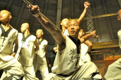 3度目の中国 烏魯木斉~トルファン~敦煌~洛陽への旅 vol.13 憧れの嵩山少林寺