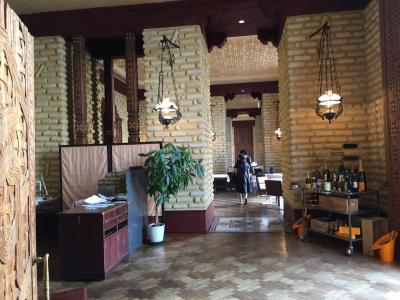ホテル川久のフレンチディナー&温泉