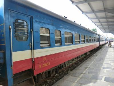 第44回海外放浪/東南アジア鉄旅紀行・その11.〔ベトナム〕えっ!まだ乗るの?ハノイ近郊列車&旧市街で迷子になる。