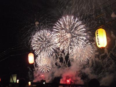 長岡の花火と醸造の町摂田屋を歩く
