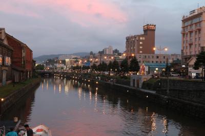 涼しい北海道でリゾートライフを満喫(3日目 小樽)