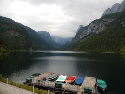 チロル・ドロミテ・ザルツカンマーグート 10日間の旅⑳ゴーザウ湖へ
