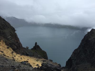 2016年夏 北から南からキタを見る その1延吉、白頭山、図門