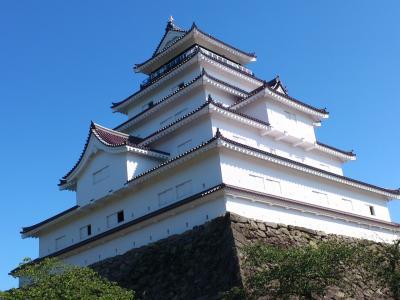 会津若松 鶴ヶ城と白虎隊