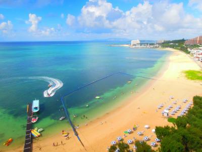 2度目の沖縄~家族旅行2016年夏~ 1日目 美浜アメリカンビレッジ・モントレ沖縄 編