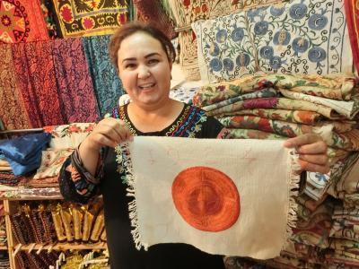真夏のシルクロード ~自力でウズベキスタン1週間~ #1 「ねぇ、なんで日本人はそんなにウズベキスタンが好きなの?」 @ブハラ