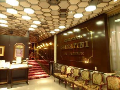 まもなく一時休業されるサバティーニ・ディ・フィレンツェ 東京店に行ってきました