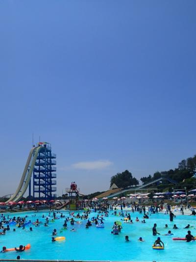 九州ふっこう割で夏旅3【プール】