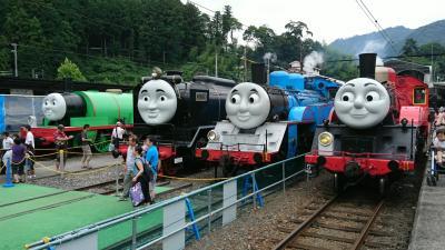 大井川鐵道ジェームスに!