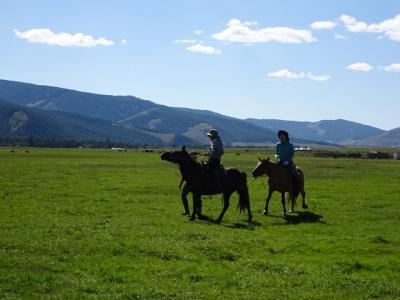 1泊2日「乗馬ブートキャンプ」@テレルジ
