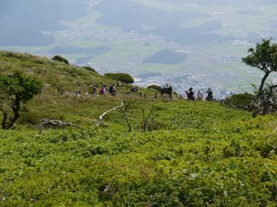 山の日なので山へ行こう!伊吹山山頂~彦根城へ