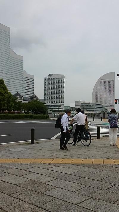 帰省の寄り道 その2 オービィ横浜
