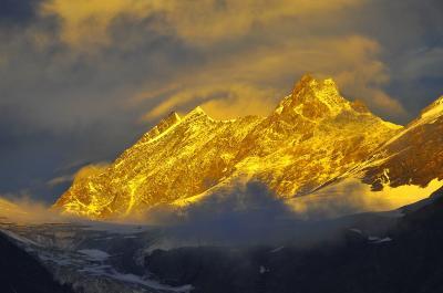 カシミール高原縦断 山と花と人と