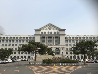 延辺日本人会10周年 前編1 延辺大学
