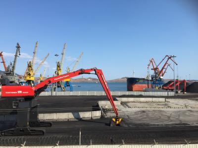 港のある琿春周辺地域 1