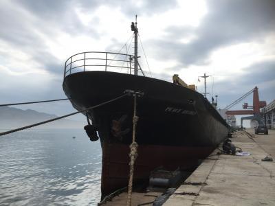 港のある琿春周辺地域2