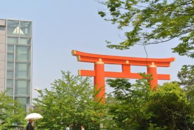 GW中の京都へ行ってきました