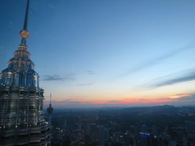初めての特典マイル一人旅 マレーシア・クアラルンプールとブルネイ ちょこっと中国広州(クアラルンプール編)
