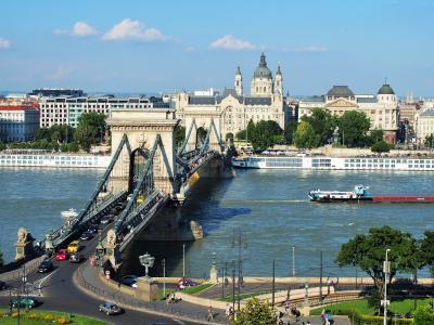 ハンガリーとウィーン列車旅(1)ブダぺストの丘を巡る(王宮の丘とゲッレールトの丘)