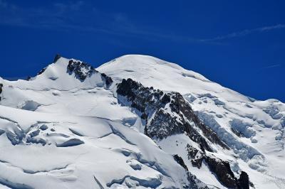 好天の7月初めのスイス10日間(5)−シャモニー・モンブラン(5日目)−