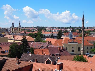 ハンガリーとウィーン列車旅(2)古都エゲルにワインを求めて…