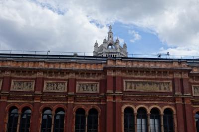 チャッツワース、ハワース、ロンドン+ケンブリッジの旅 6. ロンドン