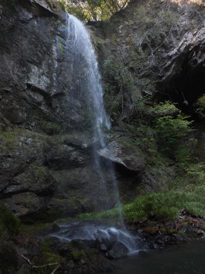 四国最大級の裏見の滝と漁師町の野良猫スポット