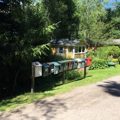 暮らす気分でヘルシンキ2016夏/Day9 ラウッタサーリ島午後散歩