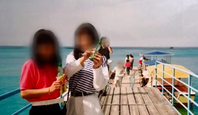 沖縄 / 恩納 古過ぎる写真だが載せてみるw