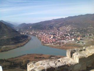 ベネツィアからジョージア、サンマリノを巡る旅=2015年11月⑥(ムツヘタ)
