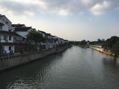 上海−蘇州乗り歩き-1 出発