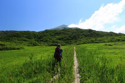 鳥海山(矢島口からピストン)