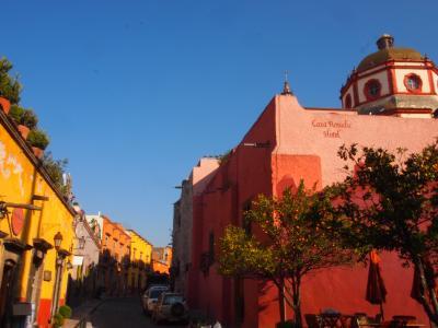 魅惑の国メキシコ一人旅(9)この街を訪れた先輩方は、どうしてこの街に魅了されたの?その答えを見つけに♪ サンミゲル・デ・アジェンデ後編