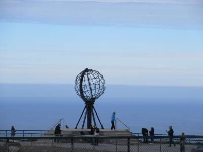 ヨーロッパ最北端ノールカップ岬 No8