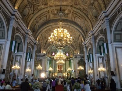 夏休み フィリピン周遊 マニラ