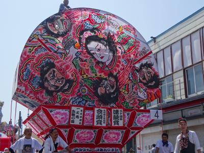 201608-04_弘前ねぷた祭り(昼) Hirosaki Neputa Matsuri in Aomori