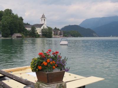 チロル・ドロミテ・ザルツカンマーグート 10日間の旅の思い出③ヴォルフガング湖