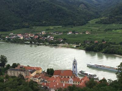 美しい風景に会いたくてオーストリアへ(6日目 ドナウ川下りとデュルンシュタイン観光)
