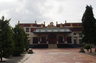 インド・ギュメ寺訪問、シンガポール寄り道記