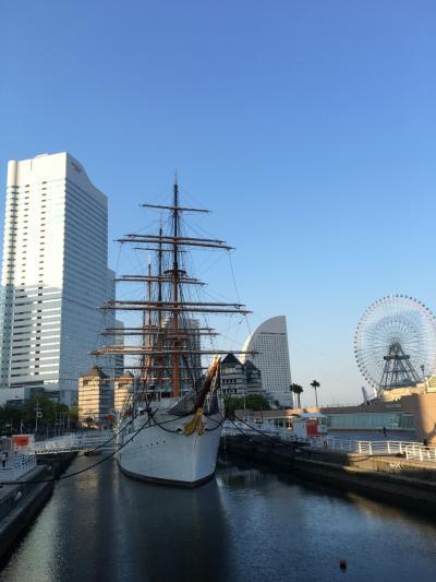 横浜旅行2016~その1☆横浜ロイヤルパークホテル