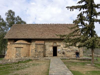 トロードス地方の壁画聖堂群 (アシィヌの生神女聖堂)