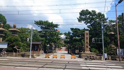 大阪寺社巡り