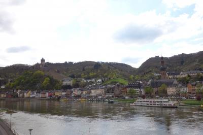 [ドイツ観光]ライン川、モーゼル川、ネッカー川沿いの街(その2:コッヘム、エルツ城)