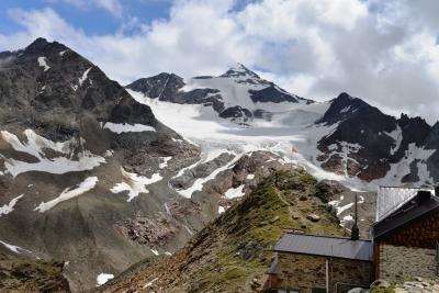 2016年 初ドロミテと2度目のチロルハイキング ④ヴィンダッハ・アルム ~ ヒルデスハイマー・ヒュッテ ~ トップ・オブ・チロルへ