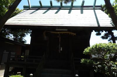 神明神社(大磯宿)