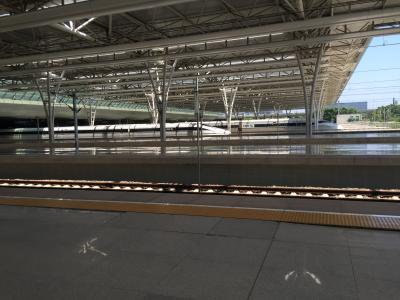 上海−蘇州乗り歩き-2 高鉄