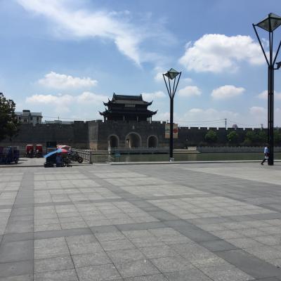 上海−蘇州乗り歩き-3 寝台車